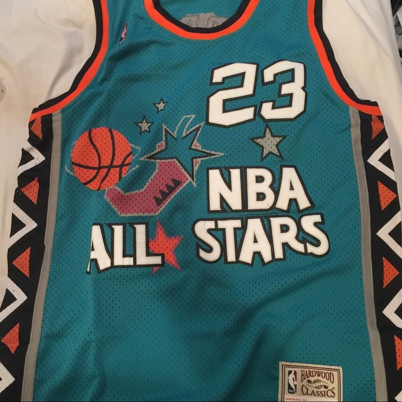 promo code d963c 1c75f Michael Jordan NBA San Antonio all star jersey NWT